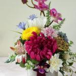 菊の花のプリザーブドフラワーの上手な作り方について